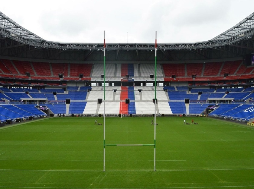 Stade Des Lumieres Lyon Rugby 1/2 Finale Top 14 Mai 2018