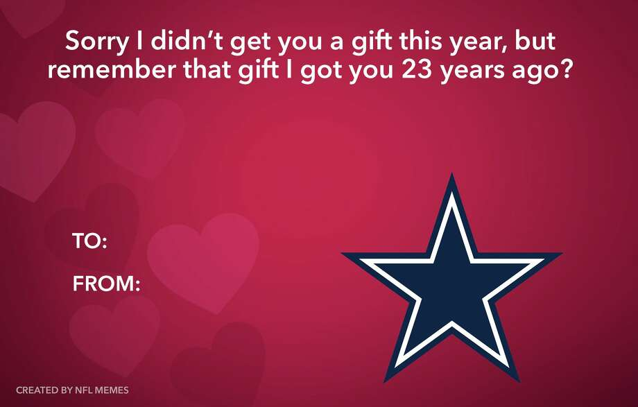 The best Valentine\u0027s Day cards for the football fan in your life