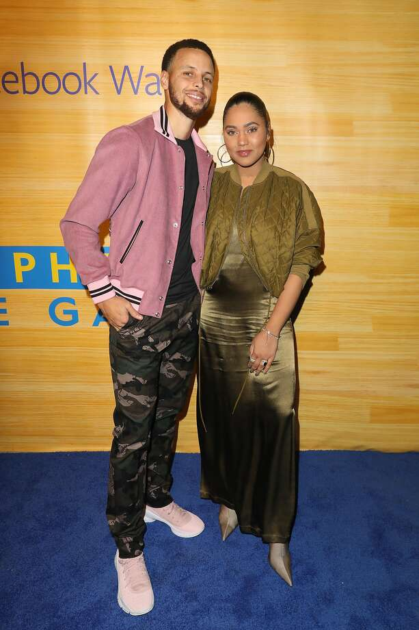ayesha curry male attention video