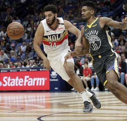 How Warriors\u0027 Jacob Evans made the most of his homecoming vs