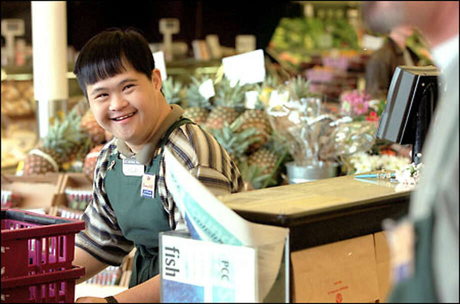 Courtesy Clerk Awesome Developmentally Disabled Get Job Help From