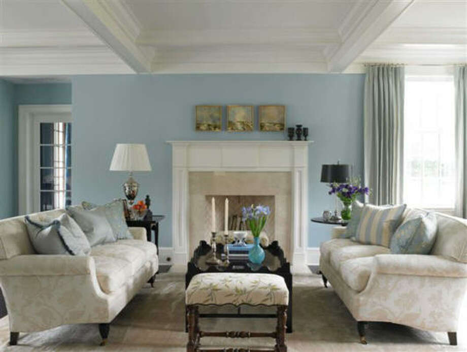 Divide To Conquer Off Center Living Space Houston Chronicle