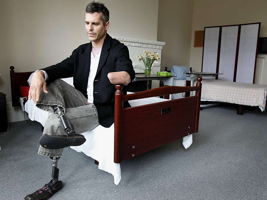 BJ Miller, pain doctor at the Zen Hospice Project - SFGate