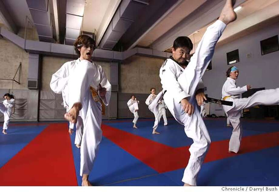 UC\u0027s master of martial arts - SFGate