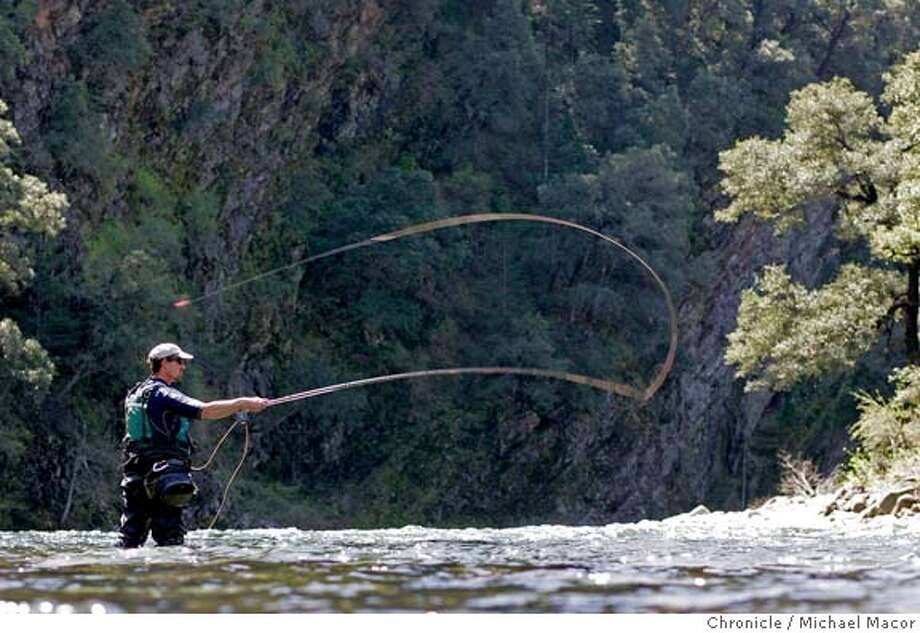 Fishing is easy in northern California\u0027s trout streams - SFGate