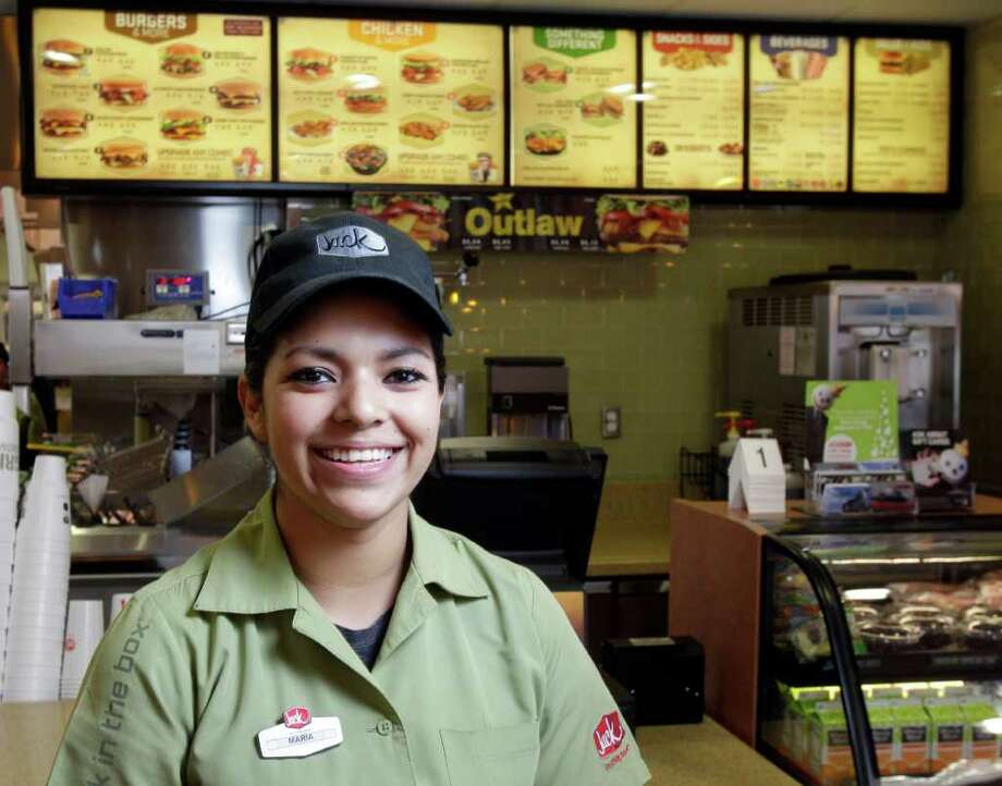 To get job, teen was early and nice - Houston Chronicle