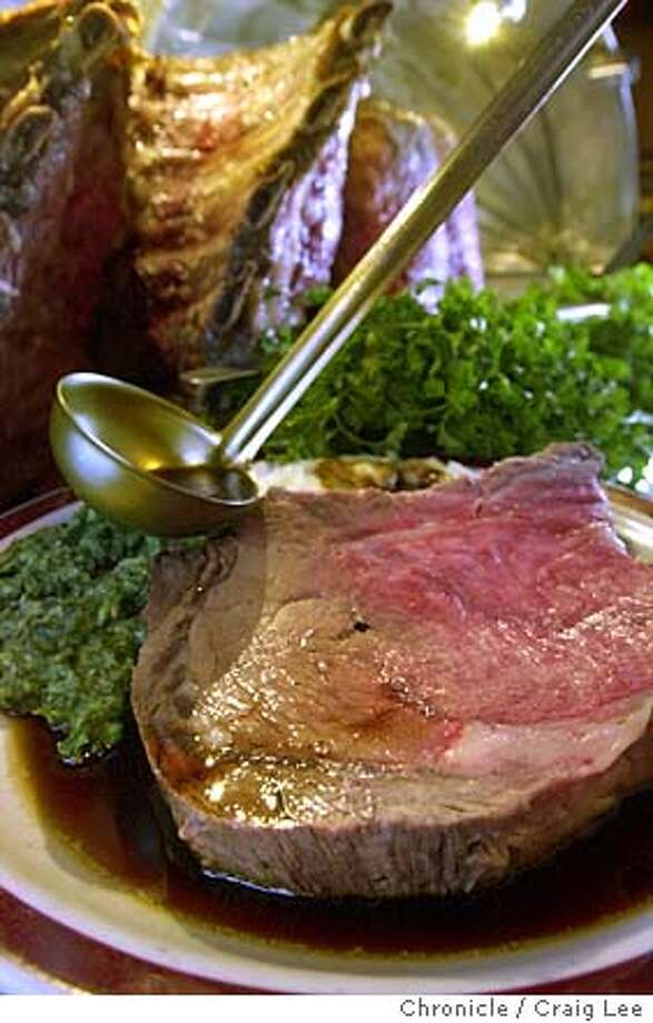 Prime time for beef / Simplicity is often unsurpassed, and that\u0027s