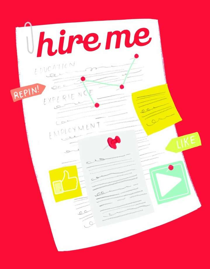 Pinterest resumes - a way to pin down jobs? - SFGate