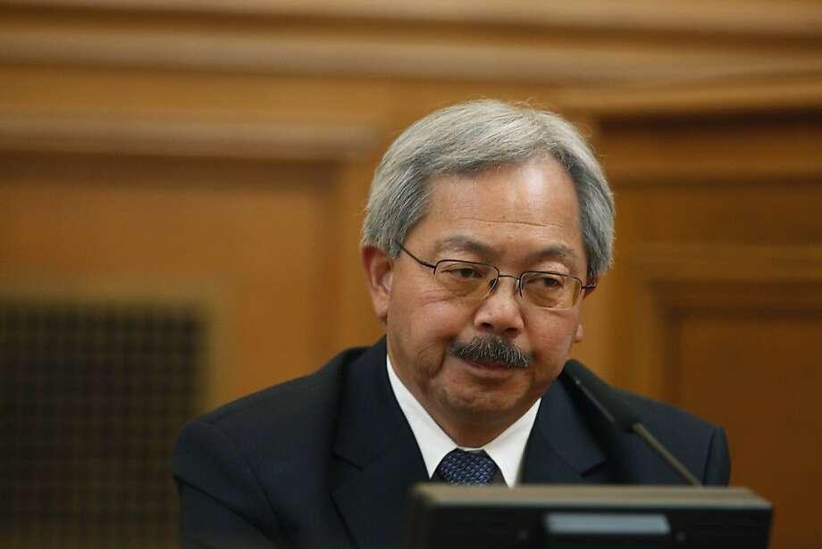 Ed Lee\u0027s testimony challenged at Mirkarimi hearing - SFGate