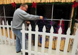 Fantastic Village Miracle Years Later Greenwichtime Village Sets Costco Village Sets Lowes