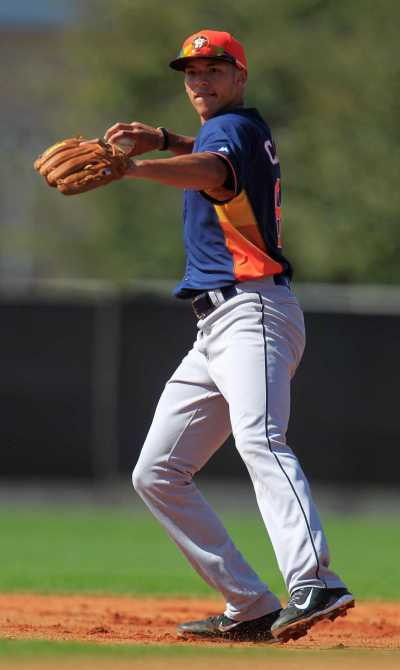 Correa showing Astros he's wise beyond his 19 years ...