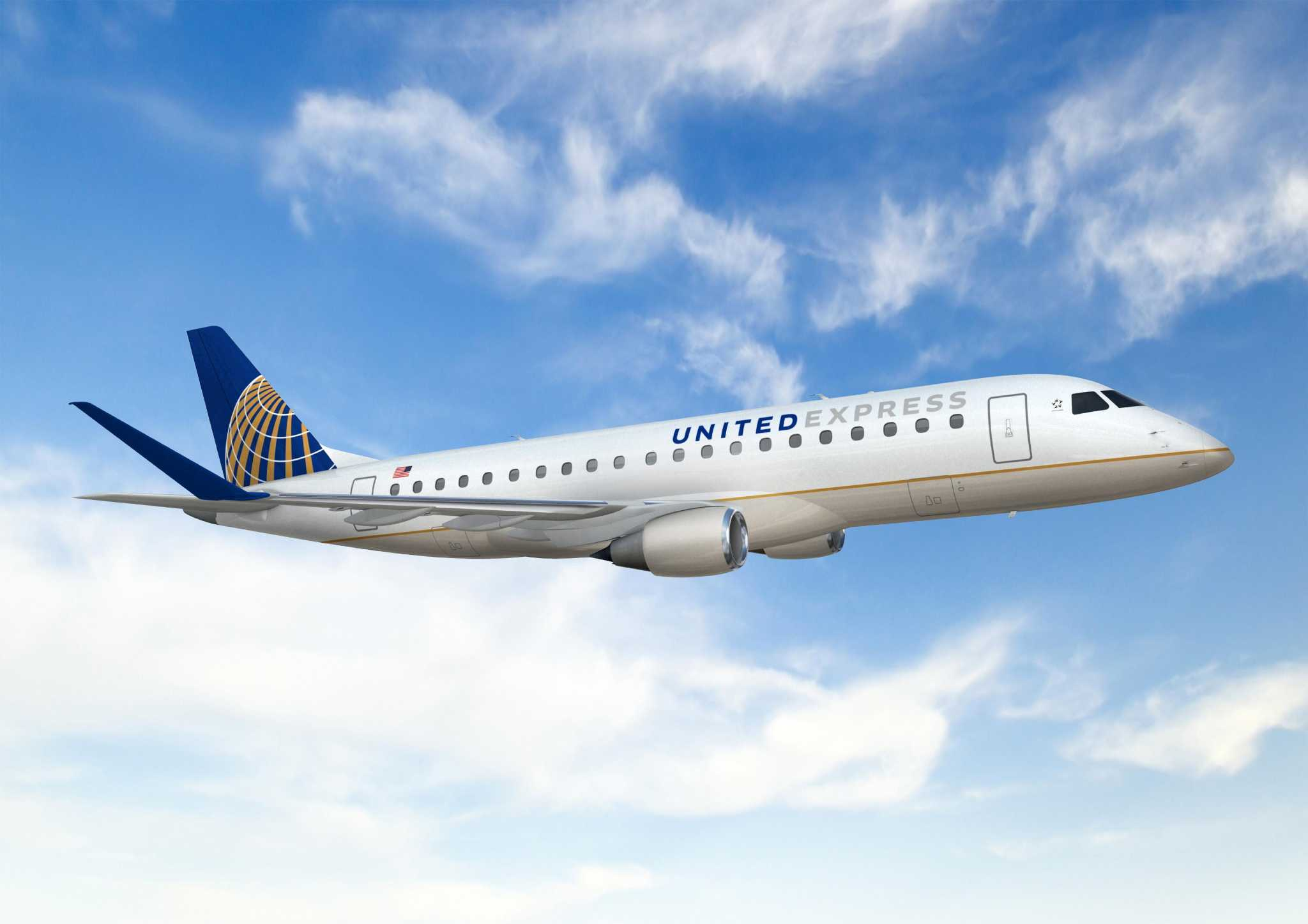 Mesa Airlines Mesa Airlines Will Add Embraer 175s To United Express Fleet San