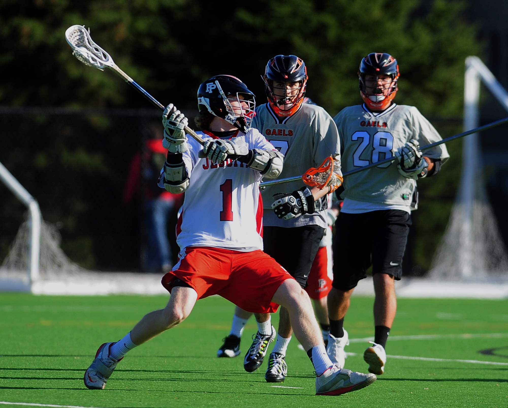 Fairfield Prep Lacrosse Rolls Past Shelton Greenwichtime