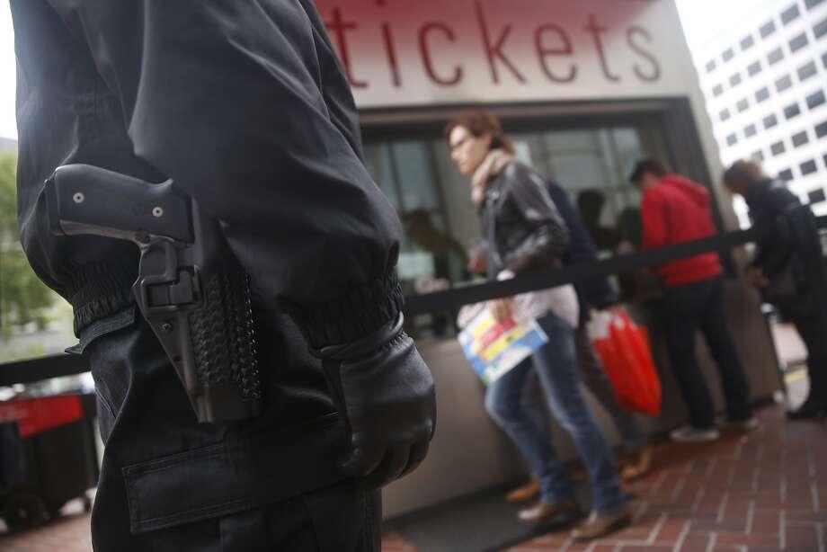 SF Supervisor Jane Kim wants Muni security guards to lose guns