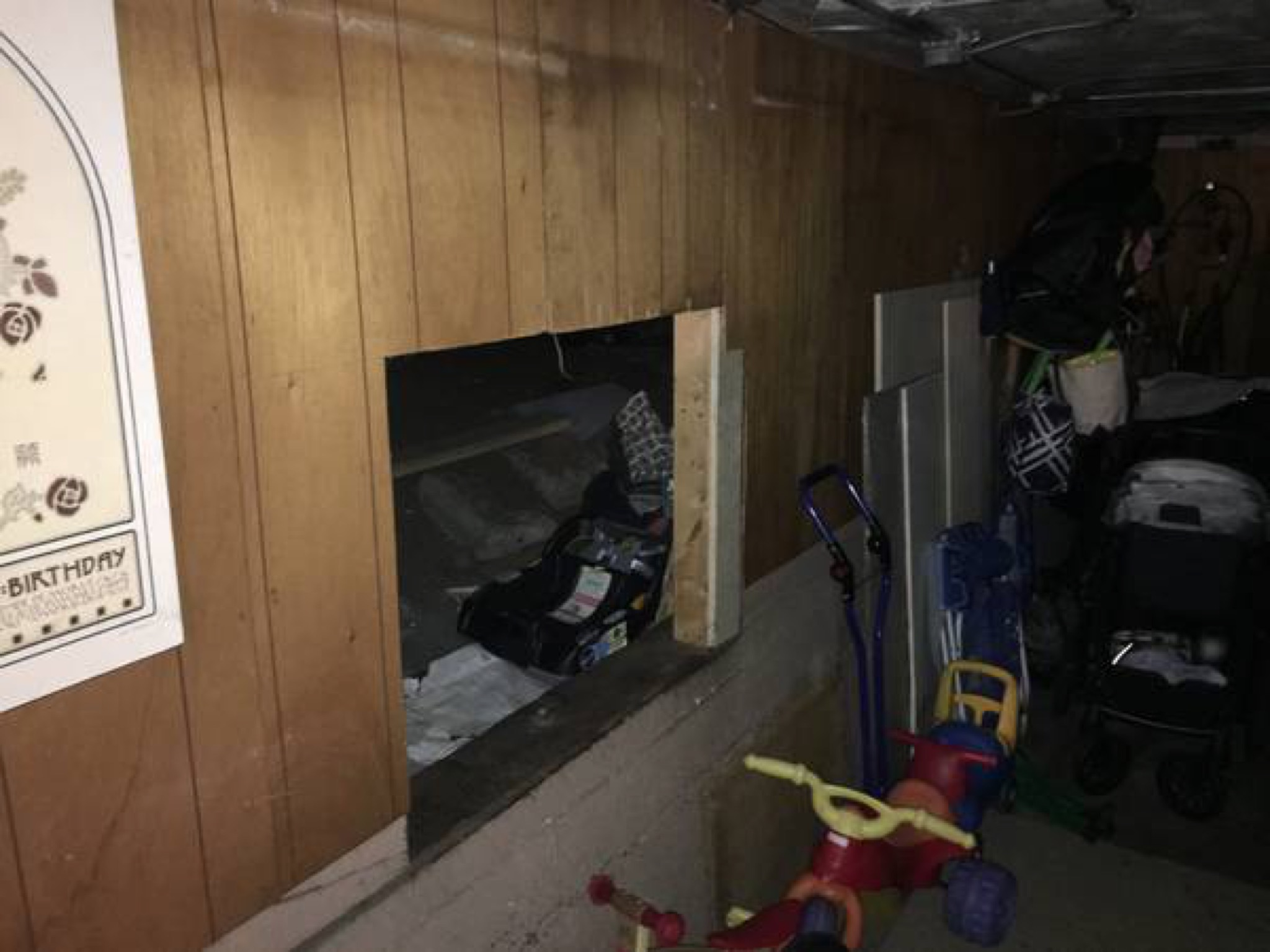 Garage For Rent On Craigslist Pacific Heights Crawl Space For 500 A Month Sums Up San