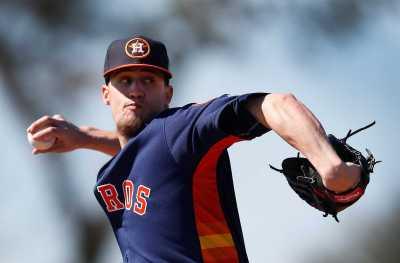 Astros' Giles absorbs life's lessons through baseball ...