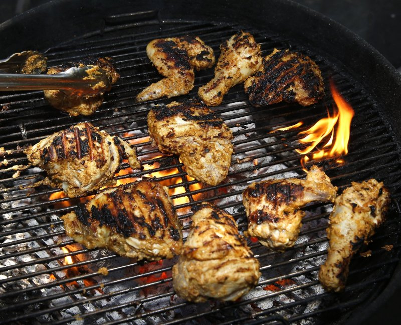 Large Of California Chicken Grill