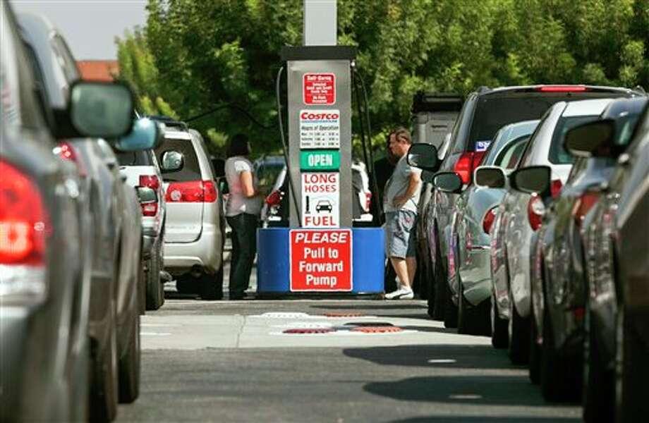Gasoline prices begin summer slide - Midland Reporter-Telegram