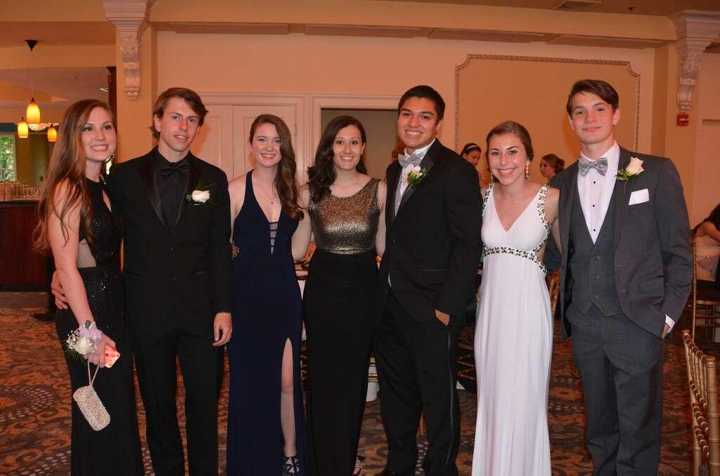 SEEN New Milford High School senior prom - NewsTimes