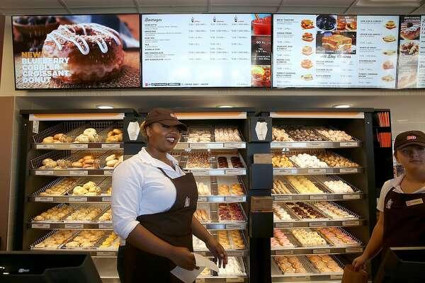 Dunkin\u0027 Donuts returns to Bay Area with Walnut Creek shop