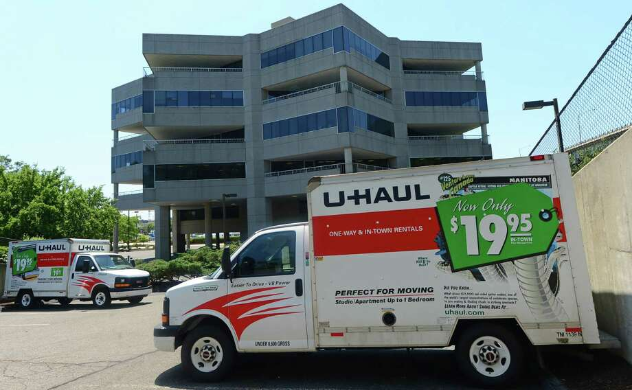 U-Haul takes possession of Norwalk offices - The Hour
