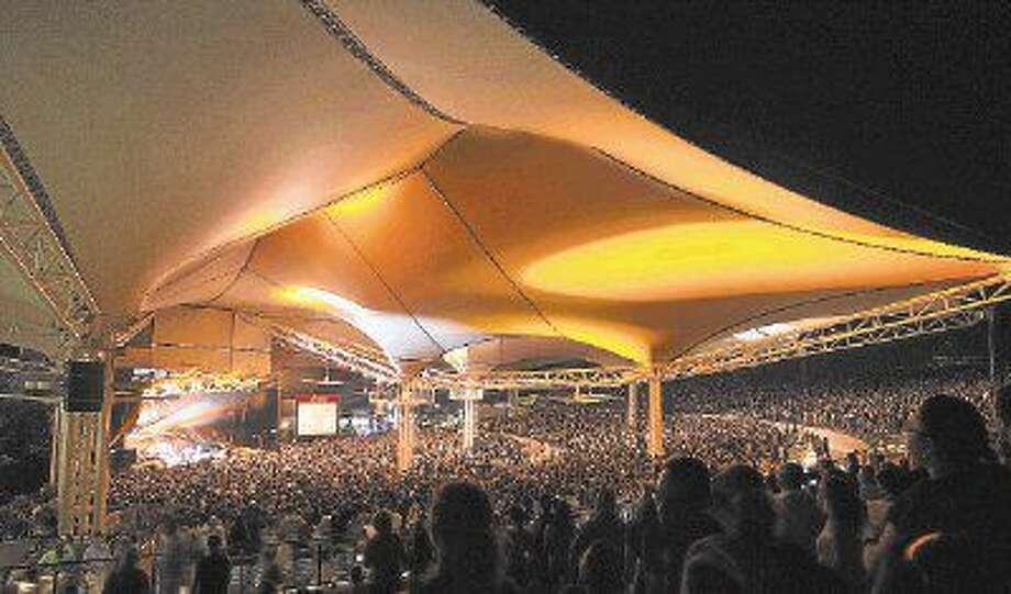 Cynthia Woods Mitchell Pavilion named world\u0027s No 1 amphitheater