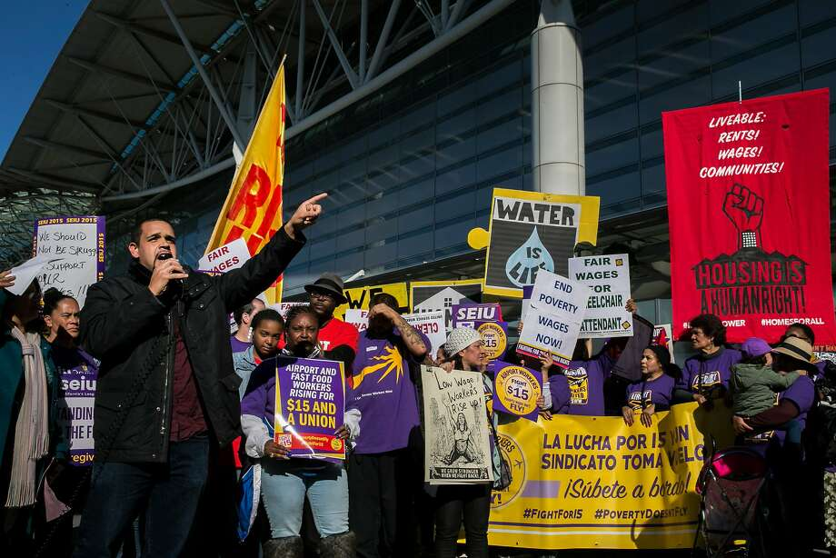 Bay Area workers, immigrants part of nationwide May Day strike - SFGate