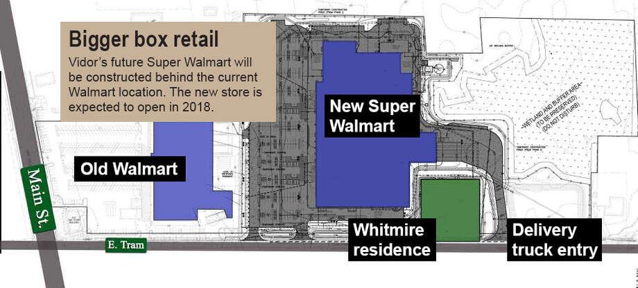 Vidor Walmart Supercenter opens Wednesday - Beaumont Enterprise