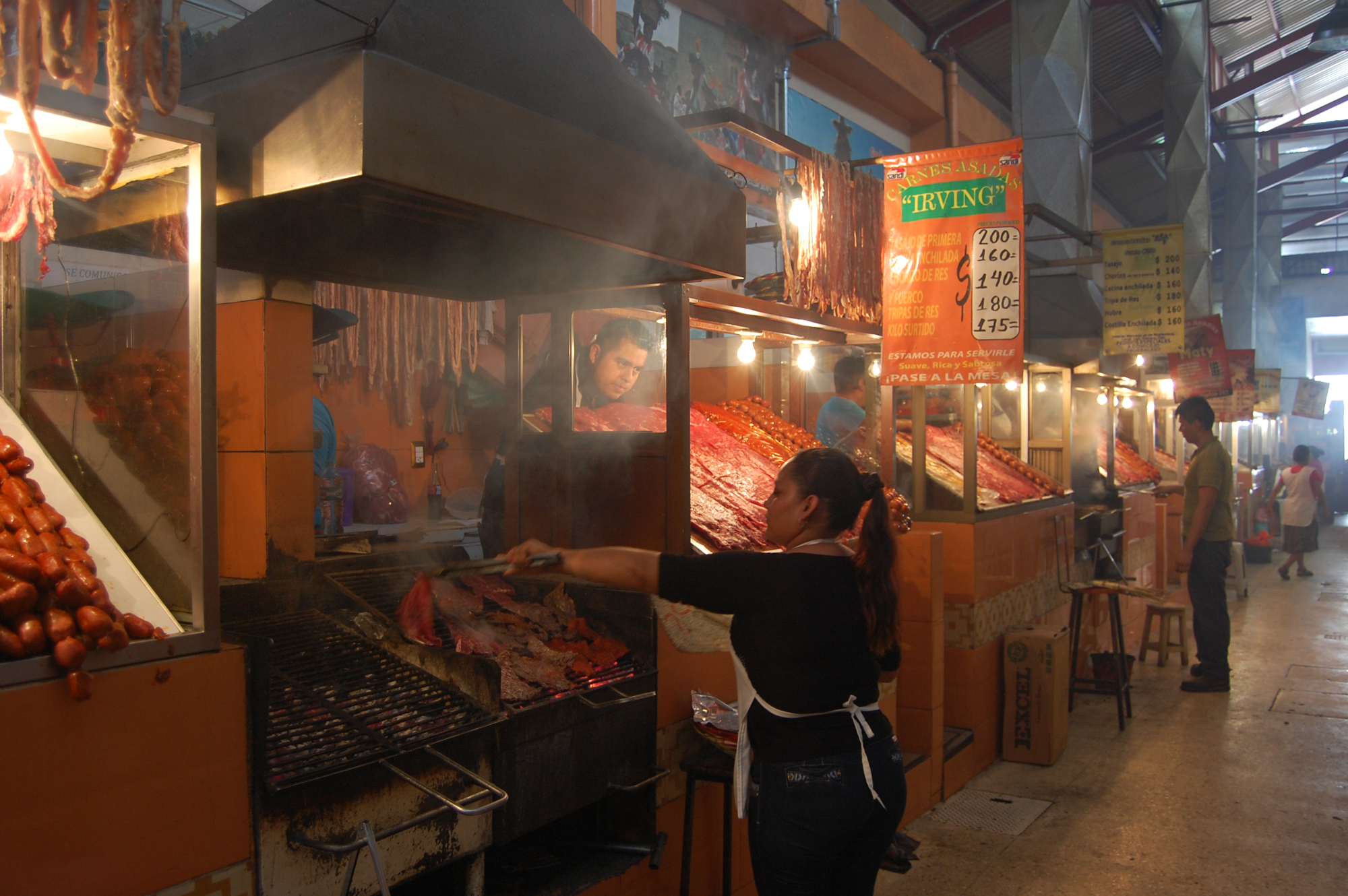Construction Cuisine Oaxaca Embraces Visitors Via Markets Centuries Old Architecture