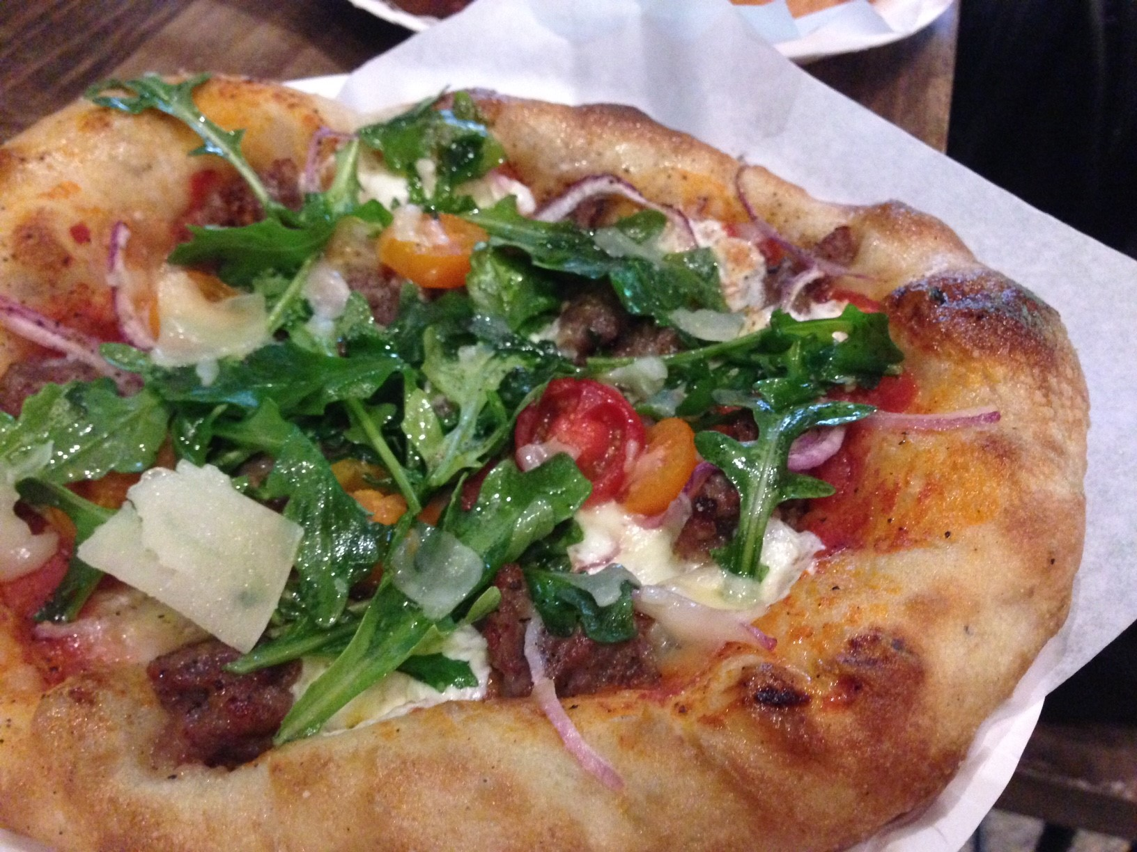 Arte Pizzeria Houston Conservatory Food Hall Welcomes New Vendors Houston