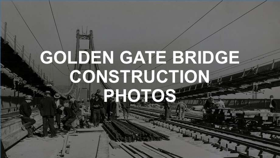 The Golden Gate Bridge opened 81 years ago Rare images from the