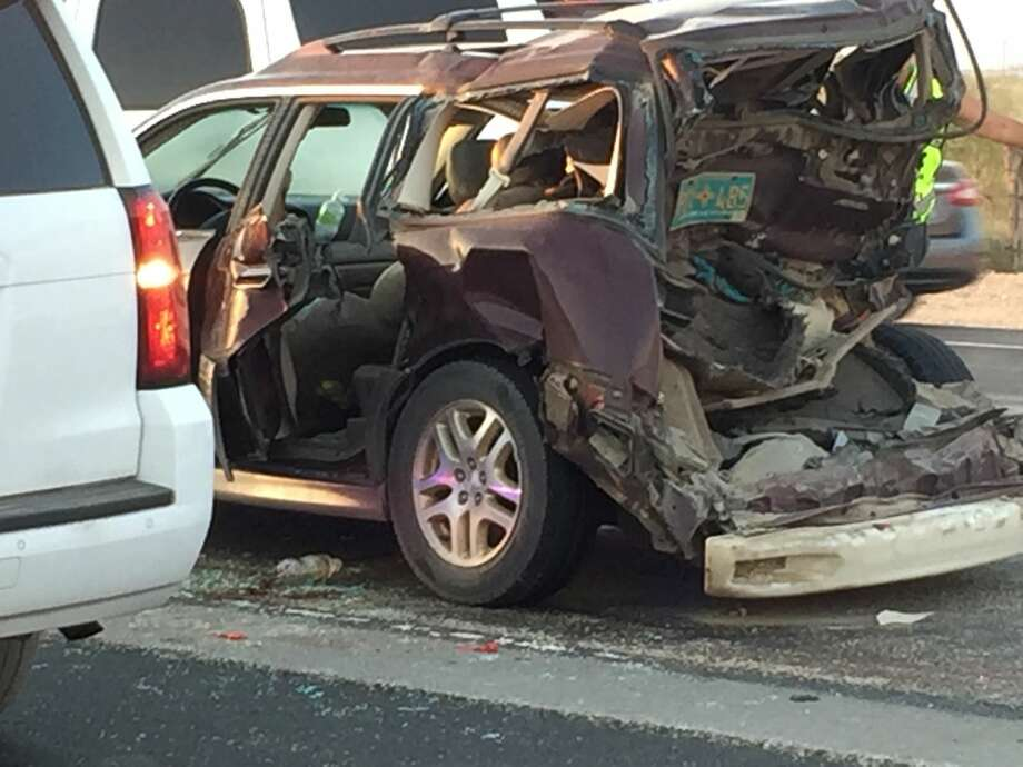 MPD Midland woman died in collision outside Rock the Desert