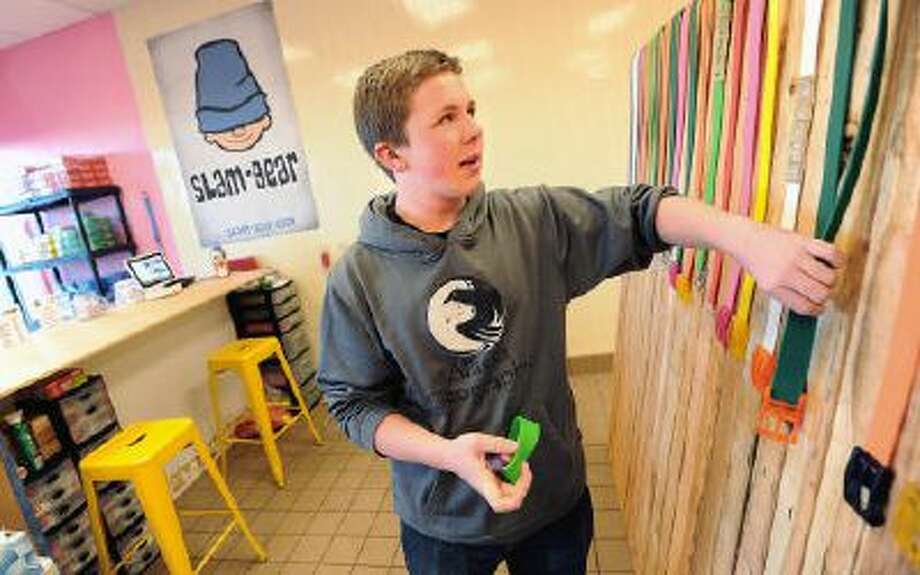 14-year-old starts business after failed job hunt - The Middletown Press