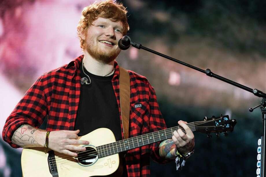 11 things to know about Ed Sheeran - San Antonio Express-News