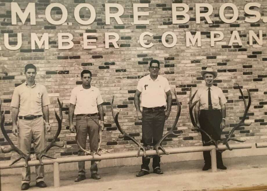 South Gateway honors contributions of Conroe\u0027s Moore brothers - The