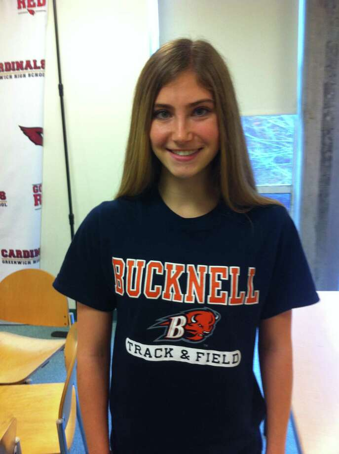 Ten GHS athletes sign National Letters of Intent - GreenwichTime