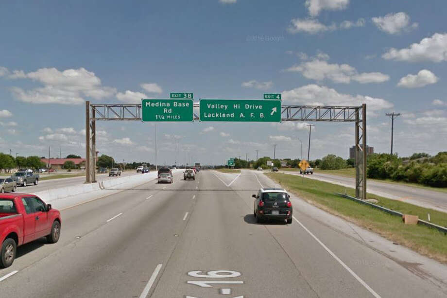Closures Of Loop 410 I 35 And I 10 May Irk Weekend