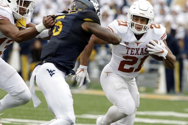 Texas RB Kyle Porter weighing whether to redshirt - HoustonChronicle
