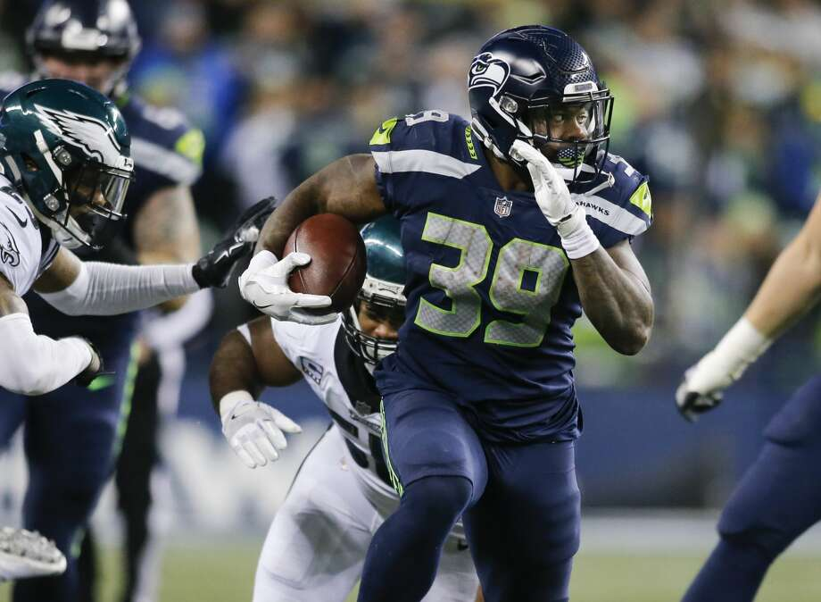 Seahawks\u0027 Mike Davis on the RB battle \u0027You can\u0027t judge nobody off