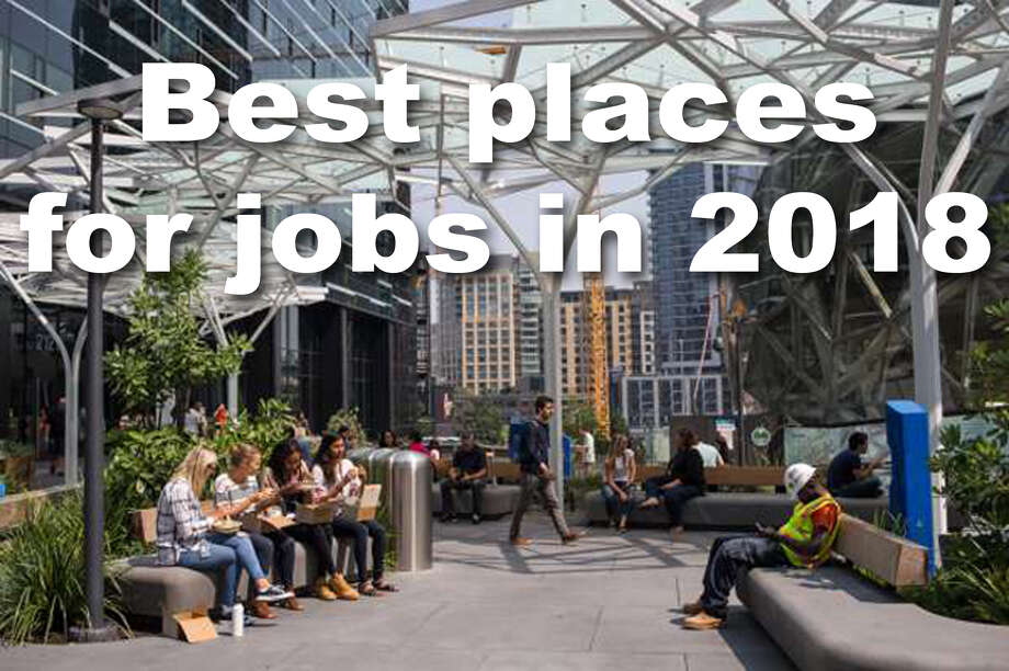Report Seattle isn\u0027t a great place to find a job in 2018
