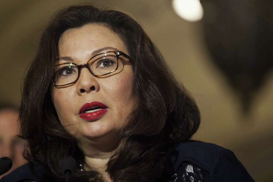 Sen Tammy Duckworth I swore an oath to the Constitution, not to