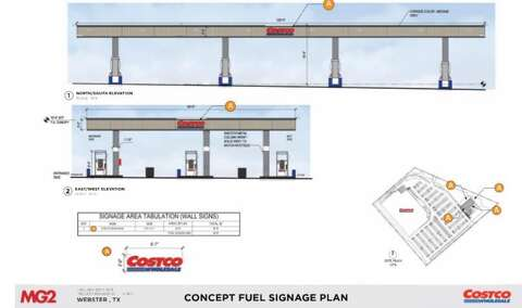 Webster paves the way for new Costco off Gulf Freeway - Houston