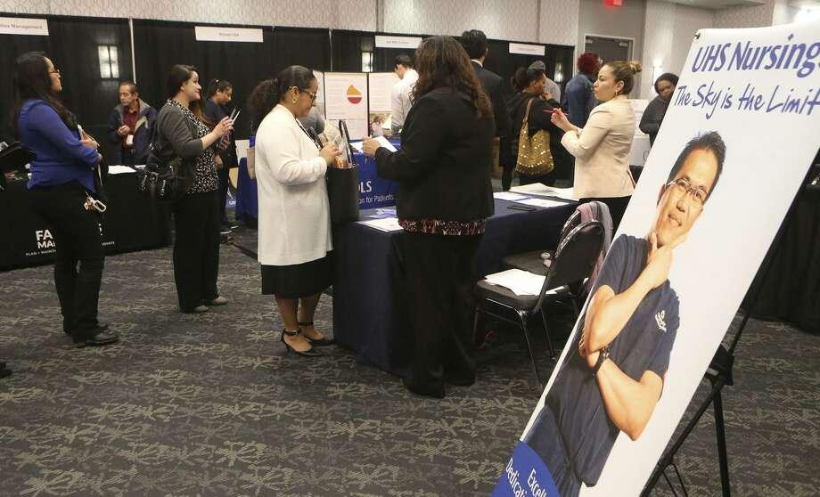 May marks 23 consecutive months of Texas job growth - San Antonio - what to ask at a job fair