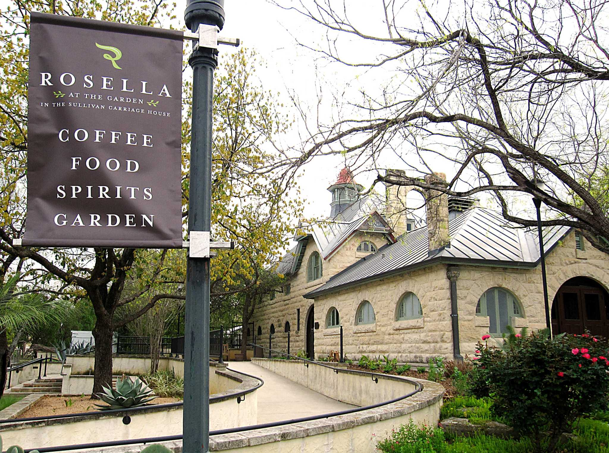 Coffee Garden Jobs Rosellas San Antonio Botanical Garden Cafe Opening