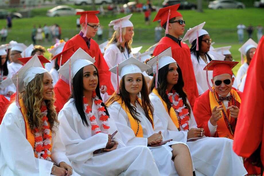 Derby High School seniors to graduate in Ansonia - New Haven Register - seniors high school