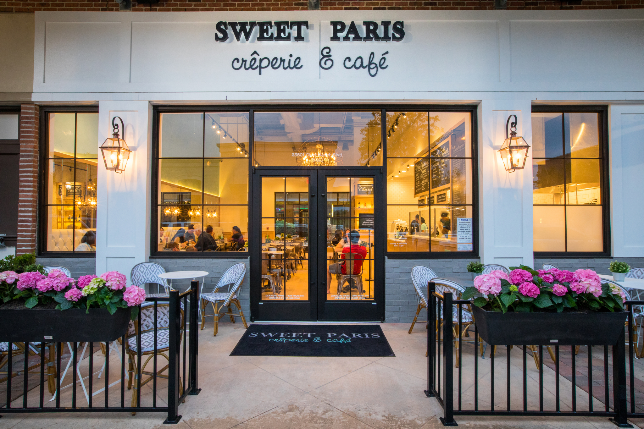 Sweet Home Paris Sweet Paris Now Open In Katy - Houston Chronicle