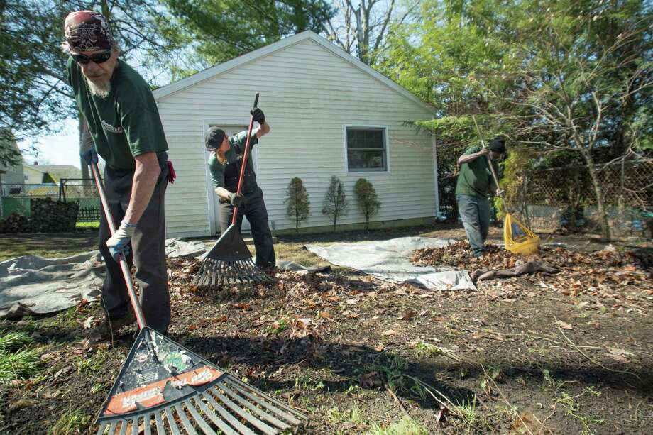 Time to jump into spring yard work - Times Union