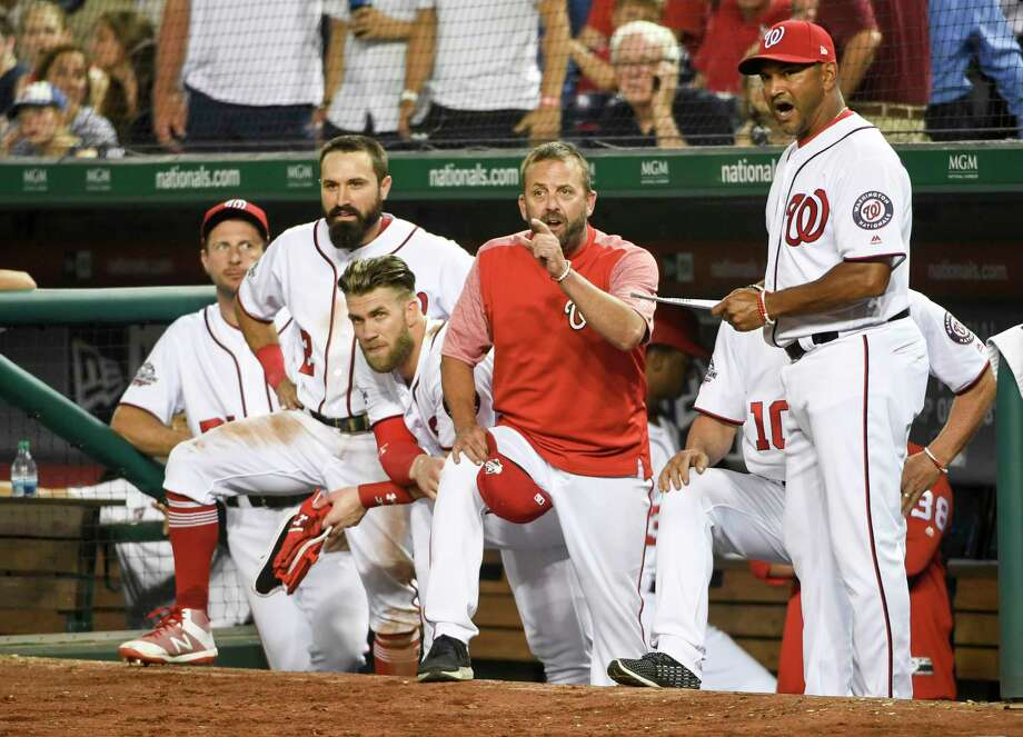 Nationals squander chances in loss to Braves, miss opportunity to