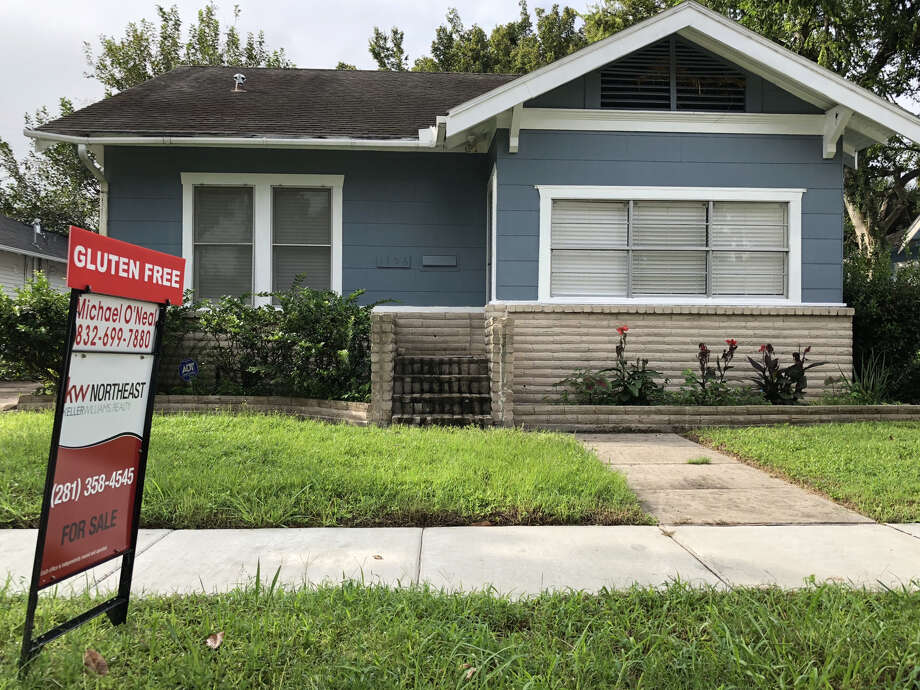 Heights house welcomes buyers, especially gluten-free ones - Houston