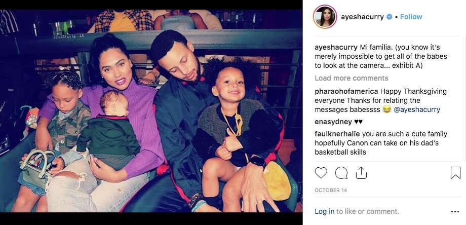ayesha curry instagram news 2019 november calendar